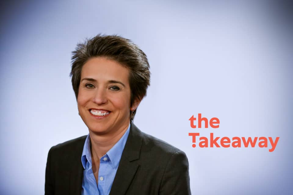 Amy Walter of The Takeaway
