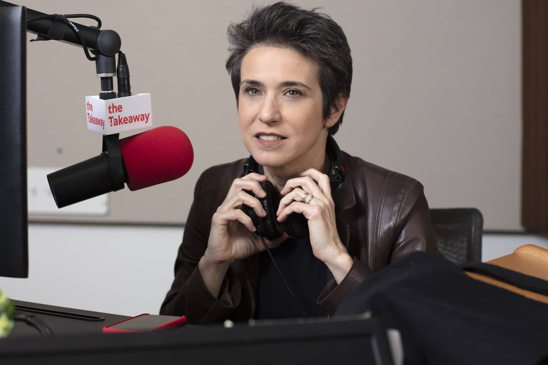 Photo of Amy Walter by Matthew Septimus